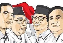 Jokowi dan Ma'ruf Amin Vs Prabowo dan Sandiaga Uno Mana yang Paling Banyak Saat Kita Mengklik Di Google?