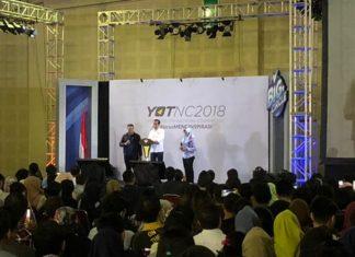 Presiden Jokowi Dorong Anak Muda Mengambil Peluang dalam Bisnis