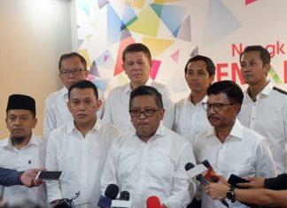 Dua Fokus Relawan Jokowi-Ma'ruf Amin