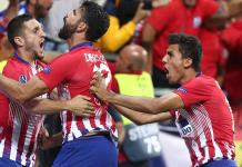 Atletico Madrid Juara Piala Super Eropa 2018