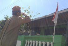 Embah Hardijono Peringati Hari Kemerdekaan di Usia 92 Tahun