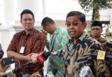 Idrus Marham Pilih Mundur dari Menteri Sosial