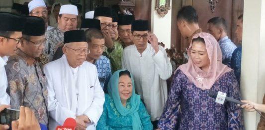 Pesan Politik Sinta Nuriyah Wahid