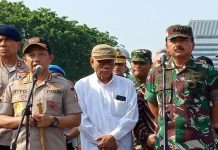 TNI dan Polri Kerahkan 300.000 Personel untuk Amankan Pemilu 2019