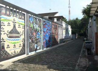 Pemkot Tangerang Resmikan Kampung Batik sebagai Destinasi Wisata Baru