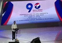 Jokowi Berkomitmen Untuk Tidak Menggunakan Isu SARA dalam Pemilu 2019
