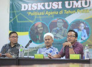 Politisasi Agama di Tahun Politik