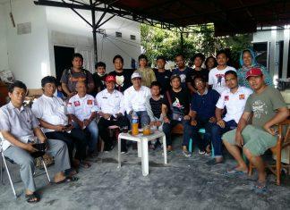 Jubir Jusuf Kalla dan Ketua PMI