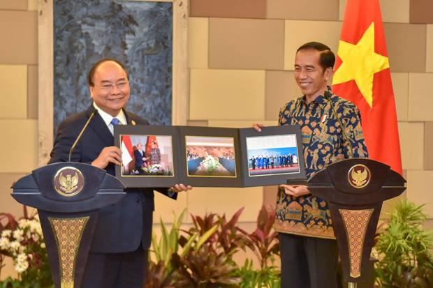 Indonesia dan Vietnam Pererat Kerja Sama di Bidang Perdagangan-Investasi