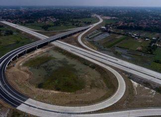 Tol Batang-Semarang Tetap Ditarget Beroperasi Awal 2019