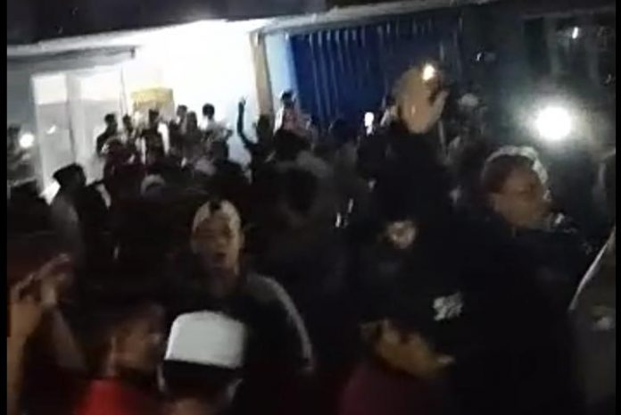 Beredar Video Pembubaran Perayaan Natal di Tangerang