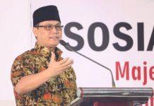 Ahmad Basarah Serukan Pemuda dan Mahasiswa Lawan Korupsi