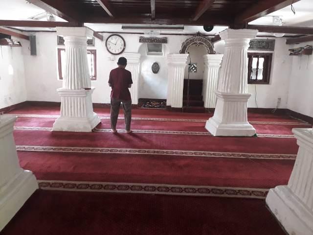 Sejarawan: Kelestarian Masjid Bersejarah Tanggung Jawab Pemerintah