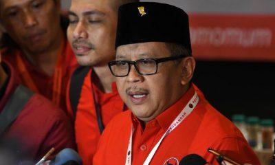 Hasto Kristiyanto didesak Agar Berhenti Demi Kelancaran Pemerikasaan KPK